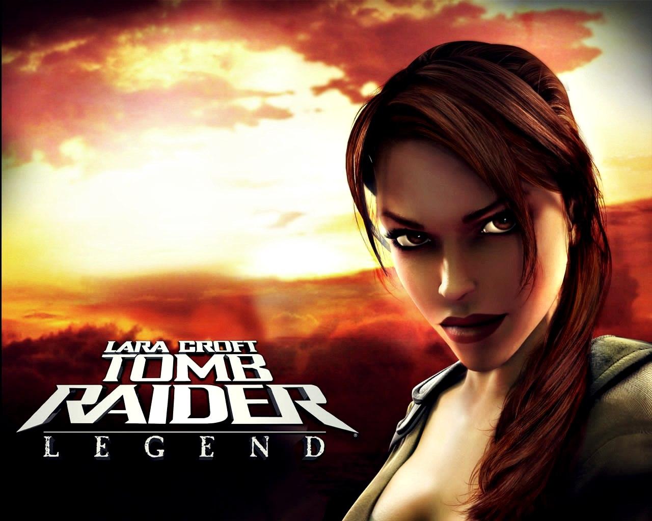 Tomb Raider Legend 3D Symbian Game (240×320 / 320×240